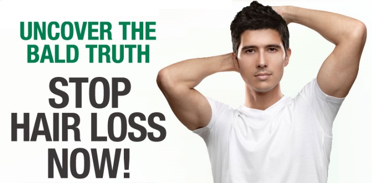 Overcome hair loss