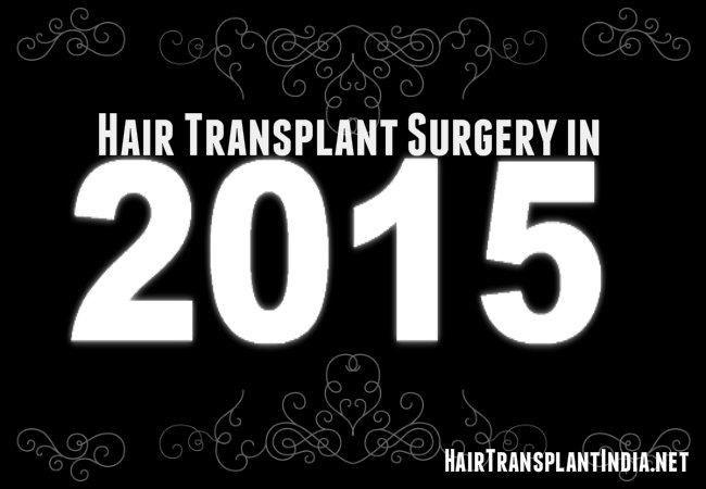 PLCSC - Planning Hair Transplantation Surgery in 2015
